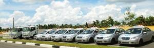 Thuê xe tập lái quận Tân Bình giá rẻ