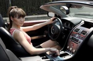 Thuê xe tập lái số tự động